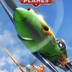 Animated movie Planes 2013 Poster
