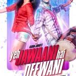 Yeh Jawani Hai Deewani Movie 2013 Poster