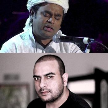 Shiraz Uppal & A-R Rahman Photo