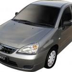 Suzuki Liana Vurv 1.3 RXI Front View