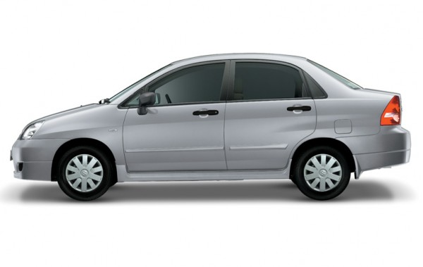 Suzuki Liana Rxi Specifications