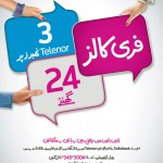 Telenor 24 hour Any Network Offer