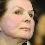 Valentina Tereshkova First Woman in Space for Mars Photo