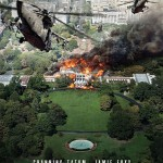 White House Down 2013 Movie Poster