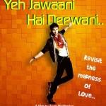 Yeh Jawani Hai Deewani Movie Poster 2013