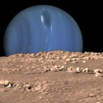 14th Moon of Neptune Image