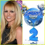 Britney Spears Video Song Oh La La for Smurfs 2