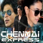 Chennai Express Movie 2013 Poster
