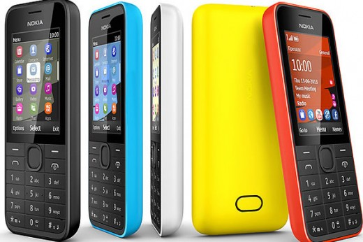 Nokia 207 Mobile Phones Image