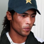 Pakistani Fast Bowler Muhammad Amir Photo