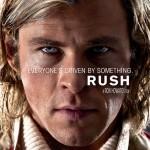 Rush Movie 2013 Poster