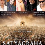 Satyagraha 2013 Film Poster