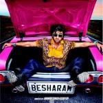 Besharam Movie 2013 Poster