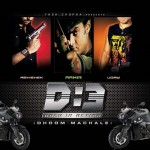 Movie Dhoom 3 Poster