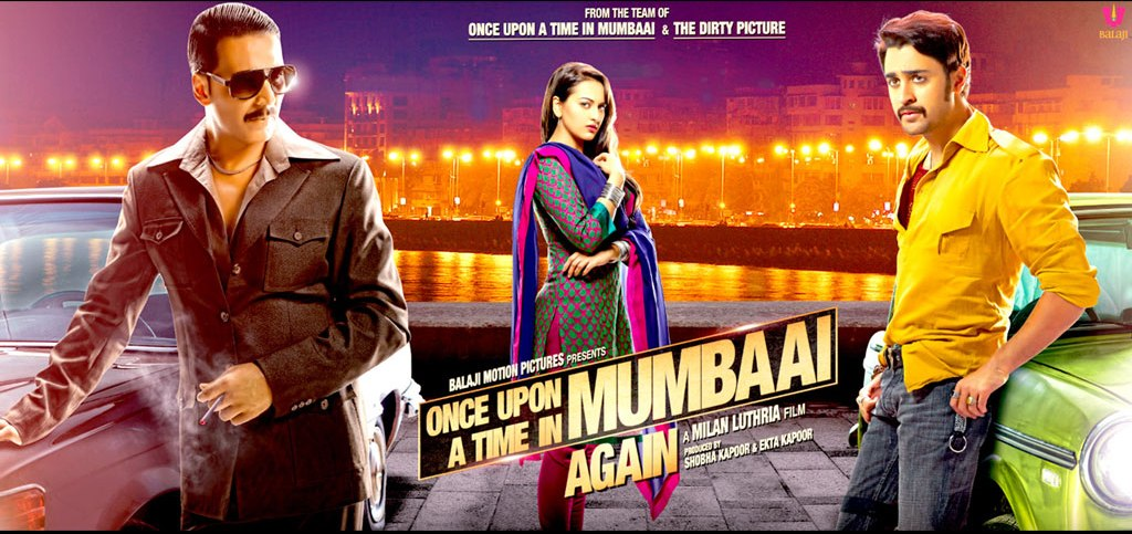 Once Upon A Time In Mumbaai 2010 Full HD Movie