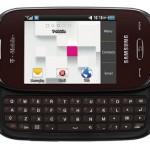Samsung Gravity Q T289 Image