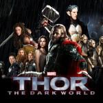Thor The Dark World Movie 2013 Poster