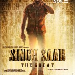 Film singh sahab the great poster