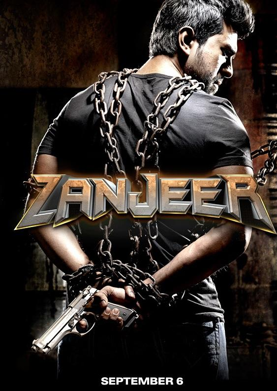 Movie Zanjeer Poster 2013