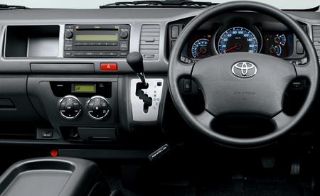 Toyota HiAce 3.0 COMMUTER DUAL A/C 2013 picture