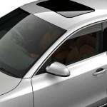 Audi A5 Sportback 2013 side view