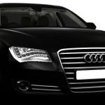 Audi A8 L 2013 front view