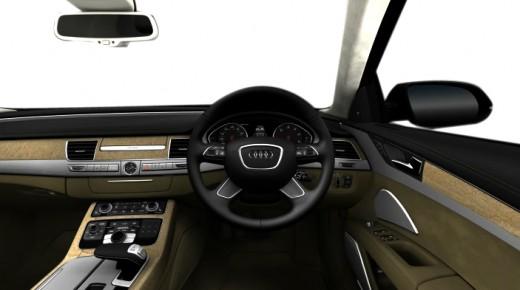 Audi A8 L 2013 Photo