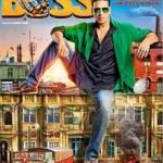 Bollywood Movie Boss 2013 Poster