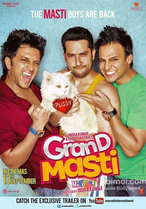 bollywood movie grand masti 2013 photo
