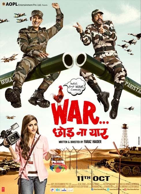"Bollywood indian movie ""War Chhod Na Yaar"" 2013 trailer"