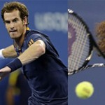 Serena Williams & Andy Murray qualifies to US Open Tennis Semi Final