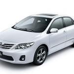 Toyota Corolla Altis 1.6 Cruisetronic 2013 snap