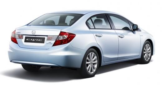 Honda Civic VTi 1.8 i-VTEC Oriel Prosmatec 2013 image