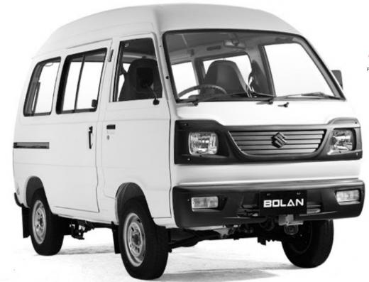 Suzuki Bolan VX EURO II 2013 front view
