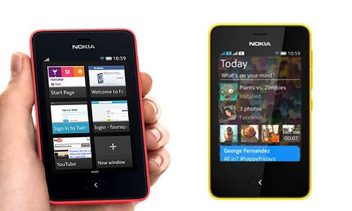 Nokia Asha 502 Price in Pakistan images
