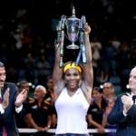 Serena Williams Wins WTA Championship