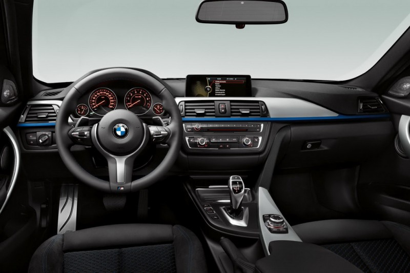 Bmw 316i 320i Interior View
