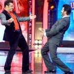 Salman Khan & Anil Kapoor in Big Boss picture