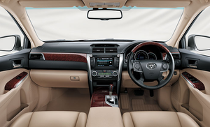 Toyota Camry 2.4 Interior View