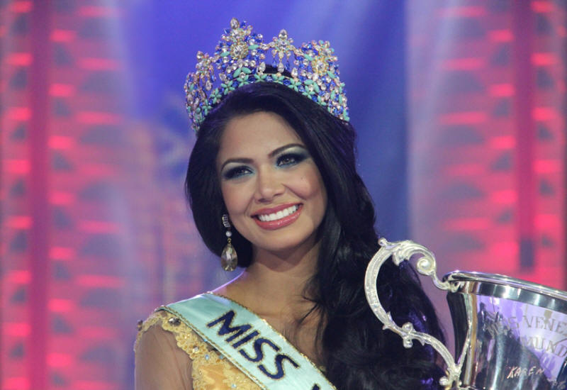 miss mundo venezuela 2013