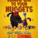 Movie 2013 Free Birds Poster