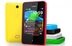 Mobile Nokia Asha 502