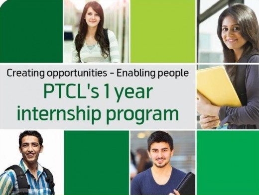 One Year PTCL Internship Program