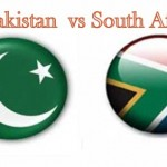 Pak VS South Africa
