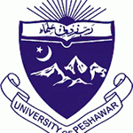 Peshawar University Logo
