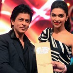 SRk & Deepika Wallpaper