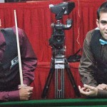 Asif & Sajjad in Snooker World Championship