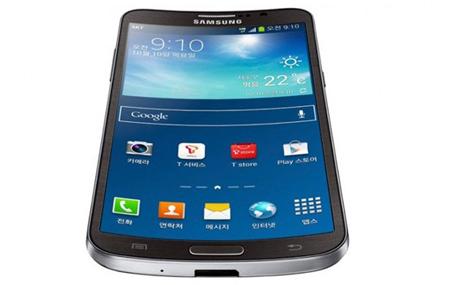 Samsung Galaxy Round Photo