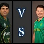 Pakistan vs South Africa Cricket Series