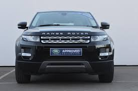 Range Rover Evoque 202 SD4 Front View